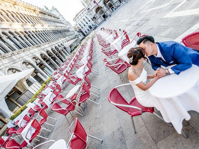 Cissie and Bei's Wedding in Brescia, Italy 14