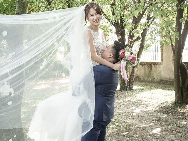 Cissie and Bei's Wedding in Brescia, Italy 26