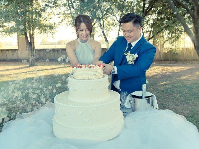 Cissie and Bei's Wedding in Brescia, Italy 28