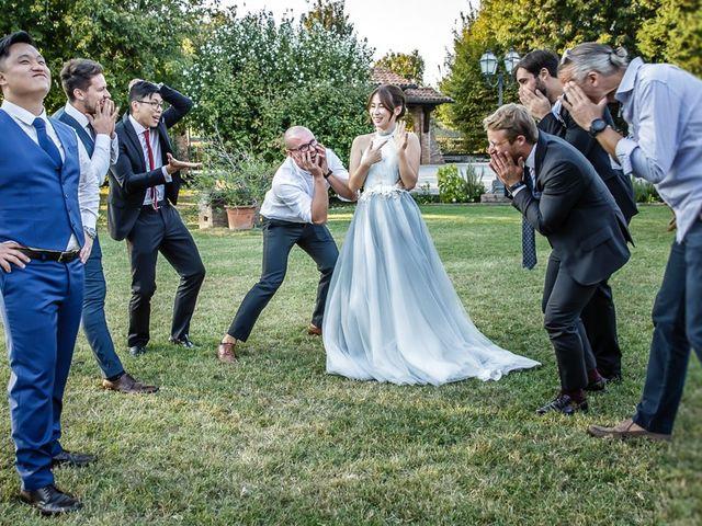 Cissie and Bei's Wedding in Brescia, Italy 31
