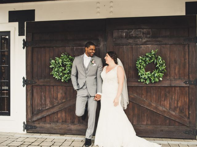 Deven and Kristen's Wedding in Hamilton, Pennsylvania 5