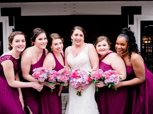 Deven and Kristen's Wedding in Hamilton, Pennsylvania 6