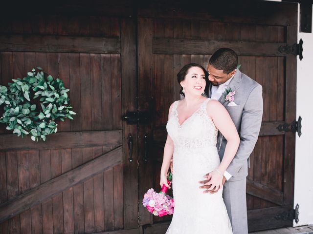 Deven and Kristen's Wedding in Hamilton, Pennsylvania 10