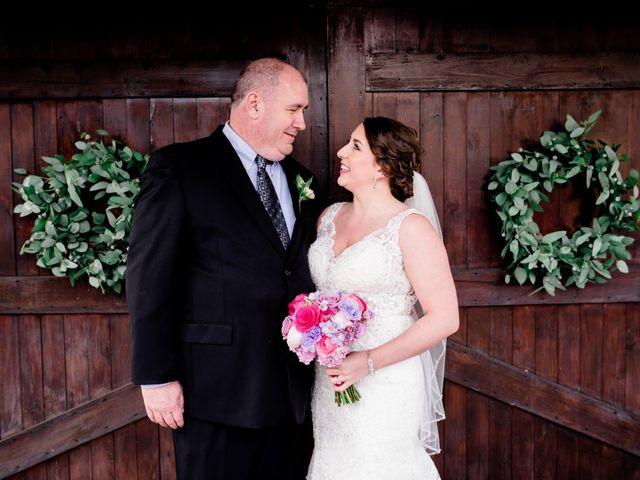 Deven and Kristen's Wedding in Hamilton, Pennsylvania 16