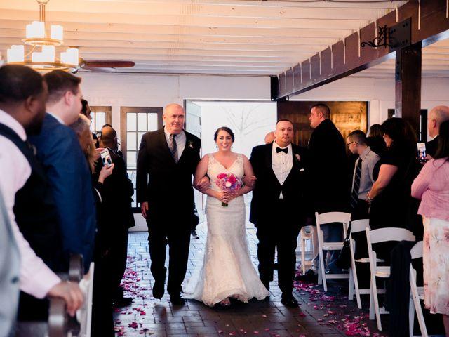 Deven and Kristen's Wedding in Hamilton, Pennsylvania 22