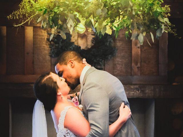 Deven and Kristen's Wedding in Hamilton, Pennsylvania 45