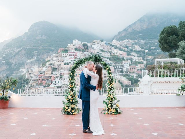 The wedding of Sabrina and Adam