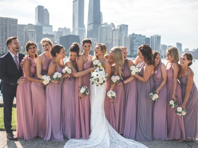 Lindsey and Chris's Wedding in Chicago, Illinois 18