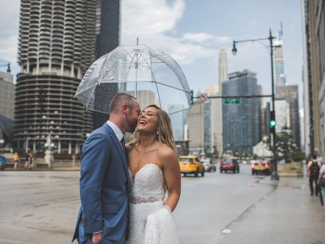 Lindsey and Chris's Wedding in Chicago, Illinois 1