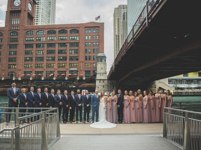 Lindsey and Chris's Wedding in Chicago, Illinois 22