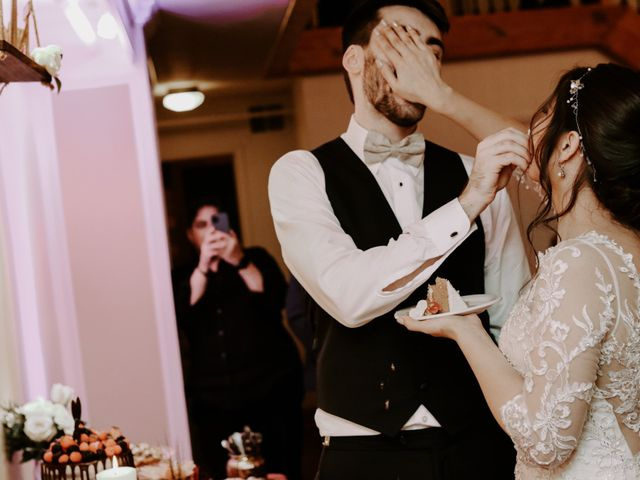 Spencer and Emilia's Wedding in Rochester, New York 5