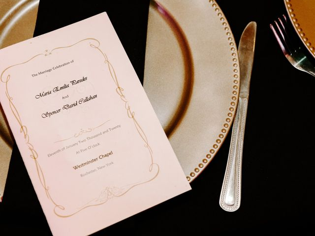 Spencer and Emilia's Wedding in Rochester, New York 16