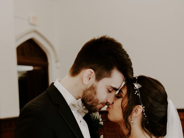 Spencer and Emilia's Wedding in Rochester, New York 17