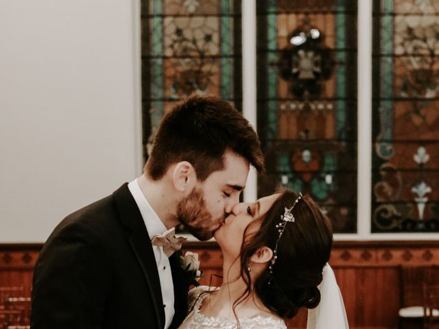 Spencer and Emilia's Wedding in Rochester, New York 19