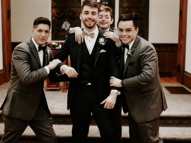 Spencer and Emilia's Wedding in Rochester, New York 21