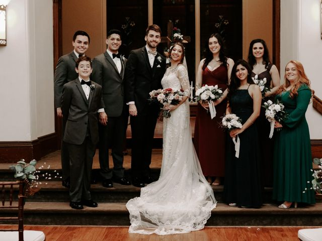Spencer and Emilia's Wedding in Rochester, New York 23