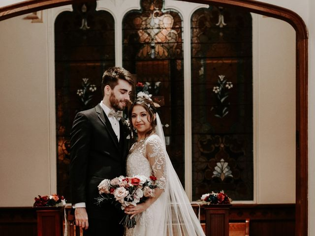 Spencer and Emilia's Wedding in Rochester, New York 25
