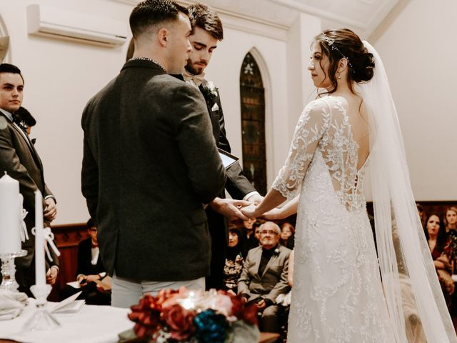 Spencer and Emilia's Wedding in Rochester, New York 30