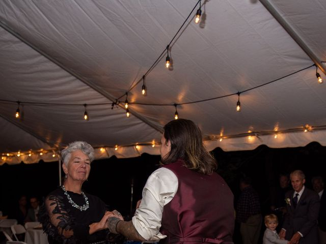 Katie and Ross's Wedding in Corinth, New York 13