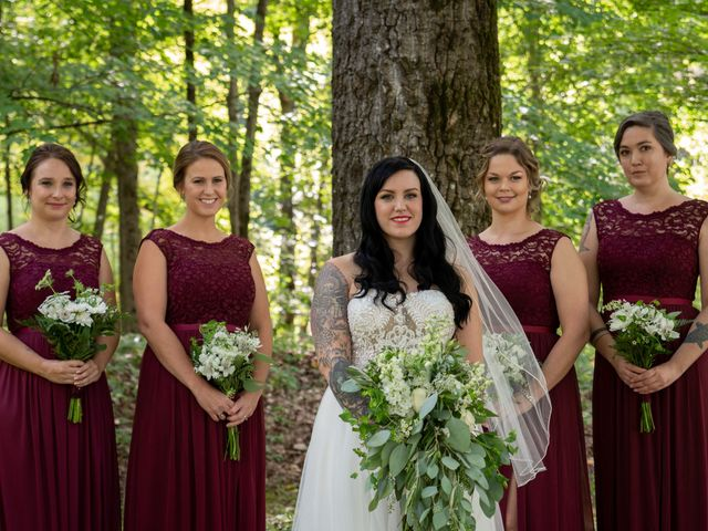 Katie and Ross's Wedding in Corinth, New York 42