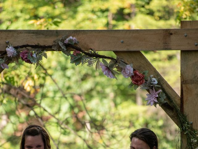 Katie and Ross's Wedding in Corinth, New York 59