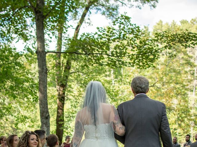 Katie and Ross's Wedding in Corinth, New York 60