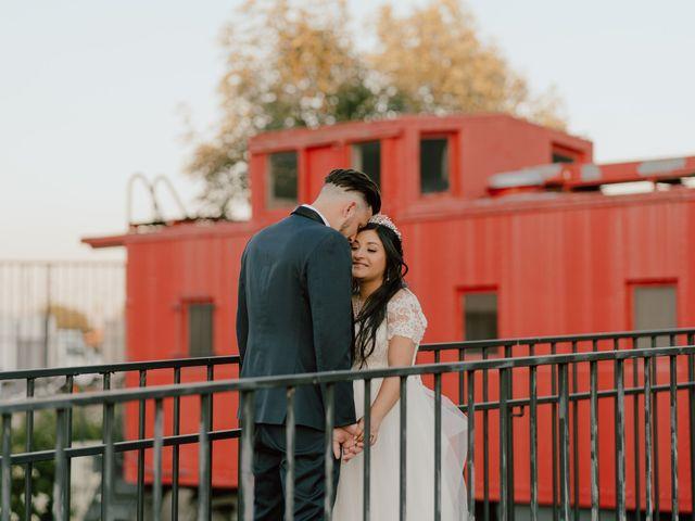 Jesse and Sabrina's Wedding in Upland, California 1