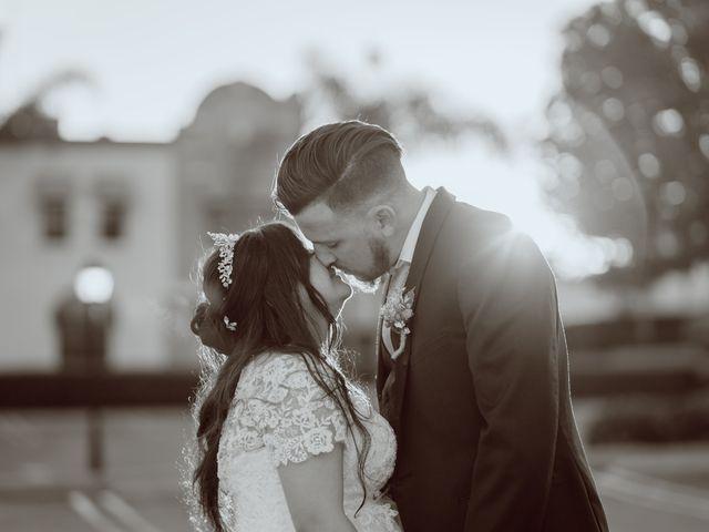 Jesse and Sabrina's Wedding in Upland, California 5