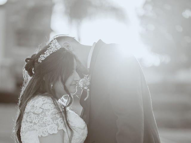 Jesse and Sabrina's Wedding in Upland, California 6