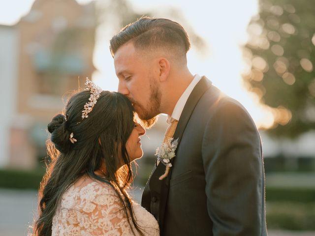 Jesse and Sabrina's Wedding in Upland, California 2