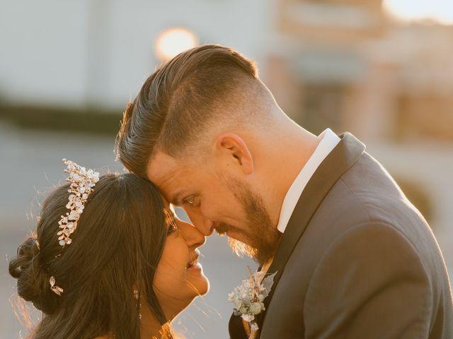Jesse and Sabrina's Wedding in Upland, California 8
