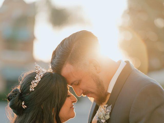 Jesse and Sabrina's Wedding in Upland, California 9