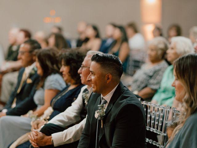 Jesse and Sabrina's Wedding in Upland, California 22