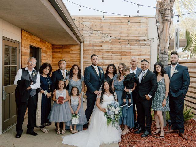 Jesse and Sabrina's Wedding in Upland, California 27