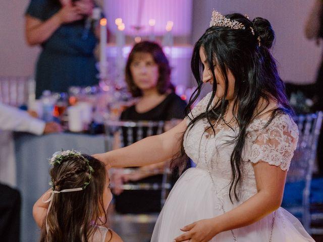 Jesse and Sabrina's Wedding in Upland, California 42