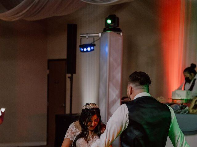 Jesse and Sabrina's Wedding in Upland, California 45