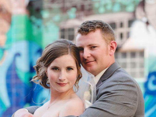 The wedding of Jeff and Kaley