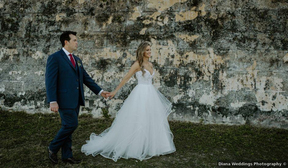 David and María's Wedding in Caguas, Puerto Rico