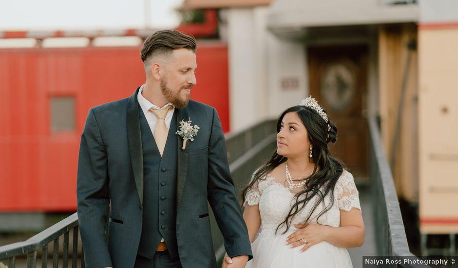 Jesse and Sabrina's Wedding in Upland, California