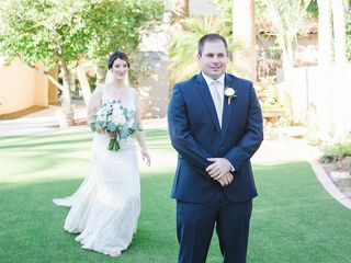 Constance and Timothy's Wedding in Phoenix, Arizona 7