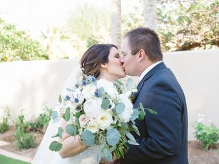 Constance and Timothy's Wedding in Phoenix, Arizona 8