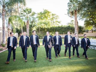 Constance and Timothy's Wedding in Phoenix, Arizona 3