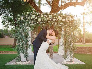 Constance and Timothy's Wedding in Phoenix, Arizona 19