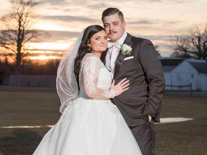 The wedding of Samantha and Grady