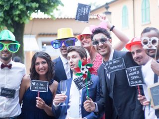 Fabio and Giada's Wedding in Milan, Italy 11
