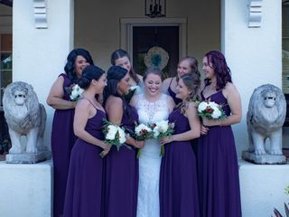 The wedding of Melissa and Leo 1