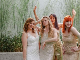 Andrew and Lizzie's Wedding in Denver, Colorado 3