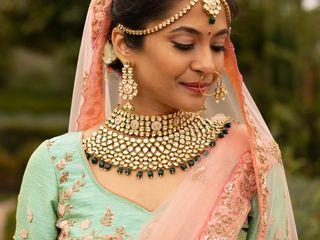 The wedding of Shivani and Kaushal 1