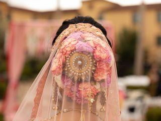 The wedding of Shivani and Kaushal 2