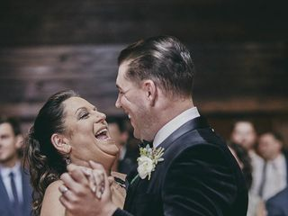 The wedding of Nikki and Jordan 1
